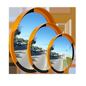 Convex Traffic Mirrors